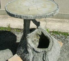 Exemple de création rocaille